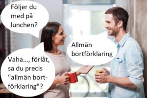 social fobi rolig arbetsplats